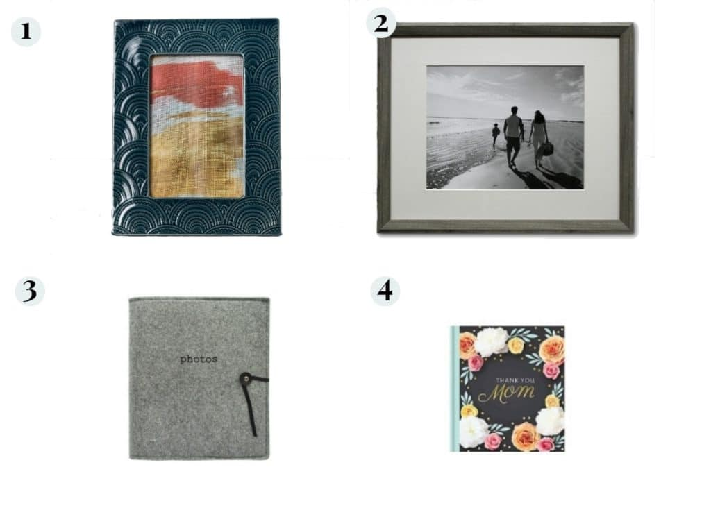 Mother's Day Gifts from Target - the sentimental ones
