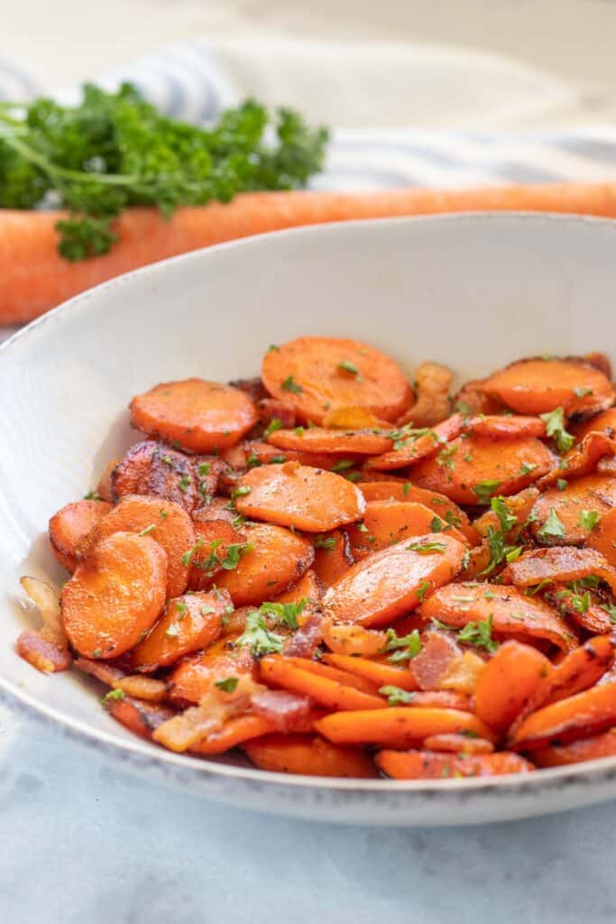 How to serve carrots