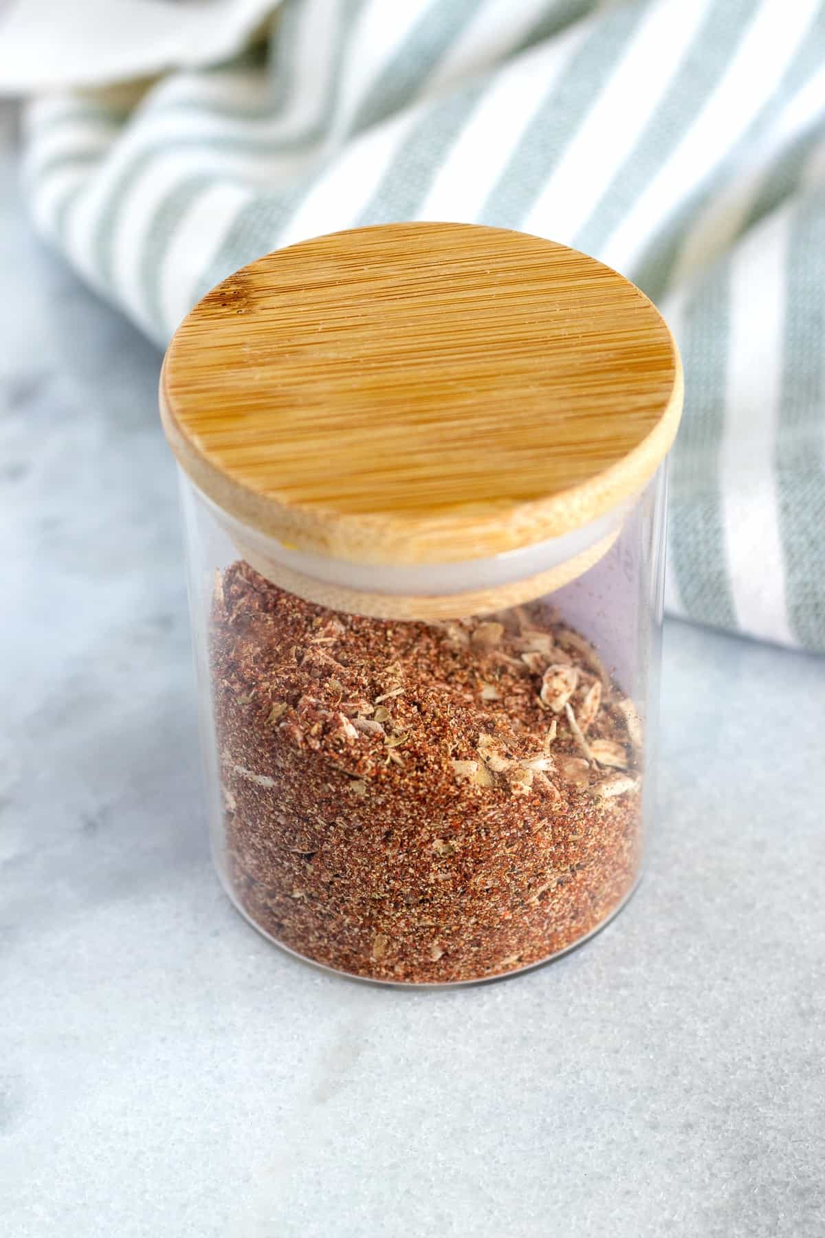 how to store the seasoning blend